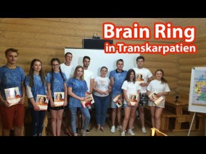 "Jugendprojekt ""Brain Ring"" in Transkarpatien"